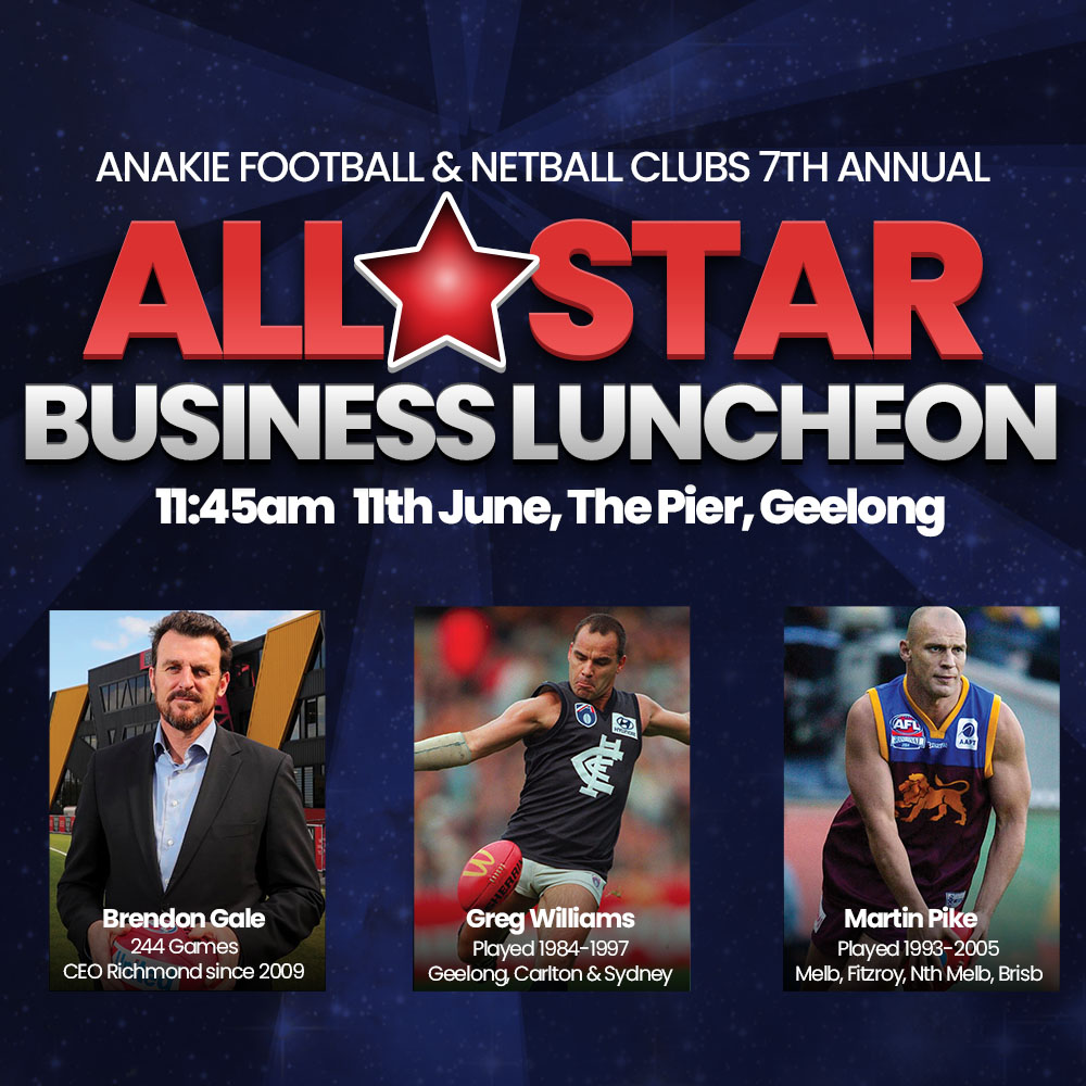 All Stars Business Luncheon